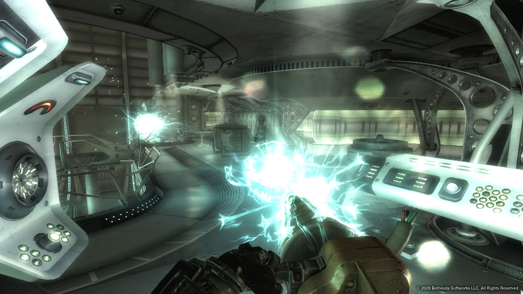 Fallout 3 - Mothership Zeta screenshot