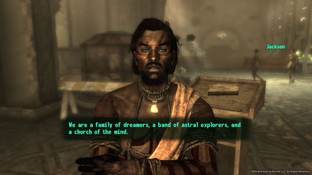 Fallout 3 - Point Lookout screenshot