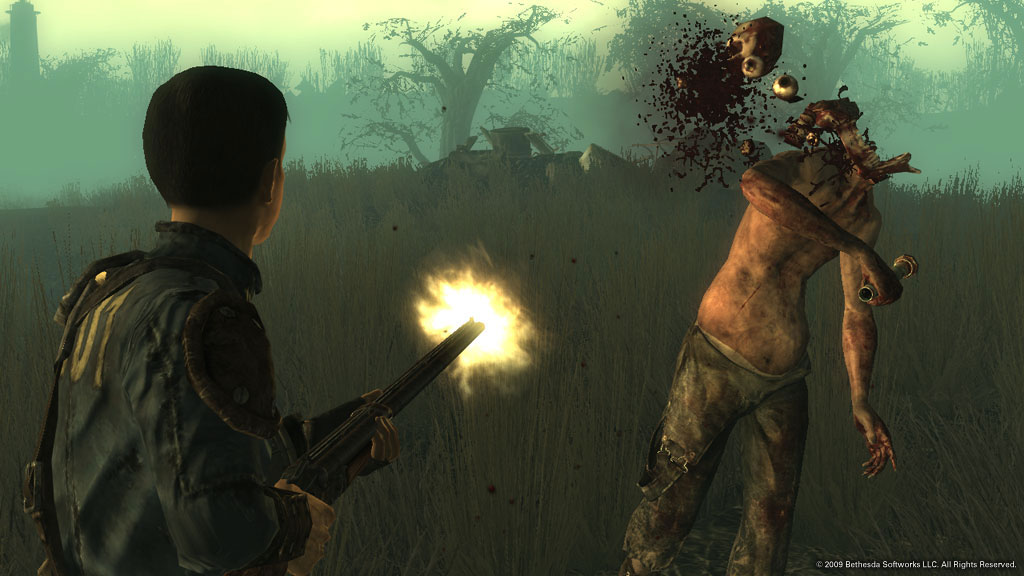 Fallout 3 - Point Lookout screenshot