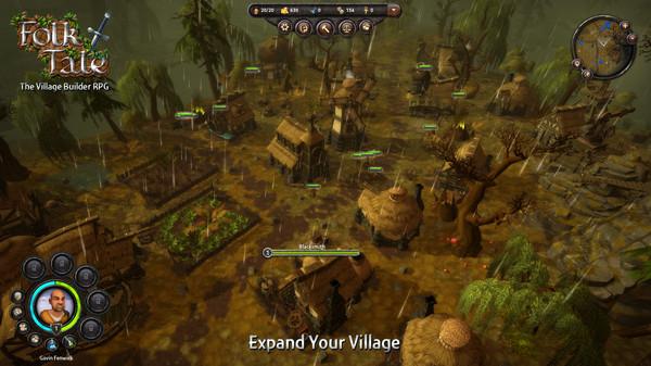 Folk Tale Alpha 23 Cracked-3DM « Skidrow & Reloaded Games