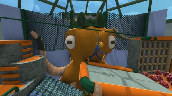 Скачать игру осьминог папа через торрент