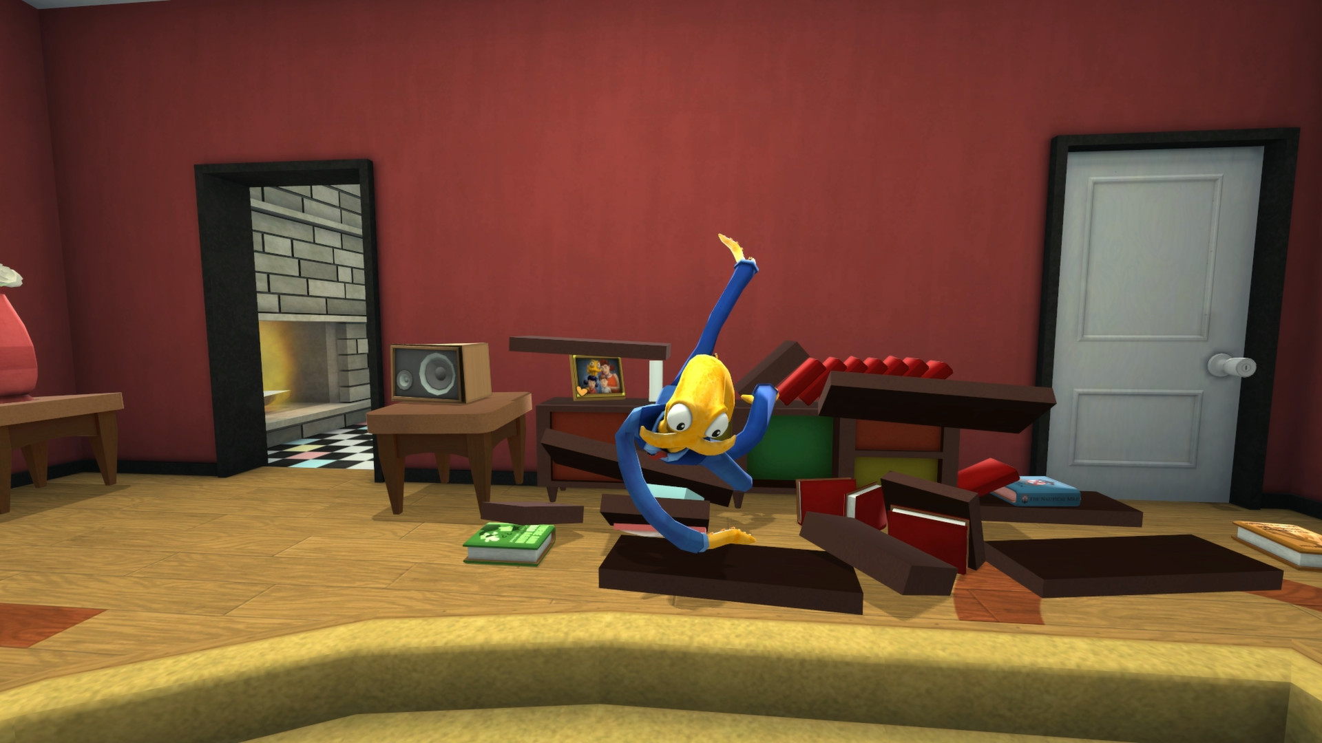 Octodad: Dadliest Catch [2014|Rus|Eng|Multi12]