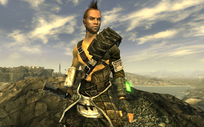 Fallout New Vegas: Courier's Stash screenshot