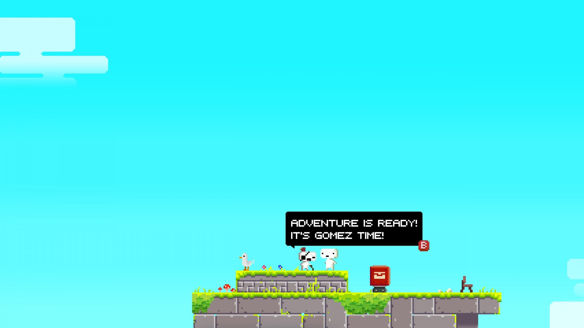 FEZ screenshot