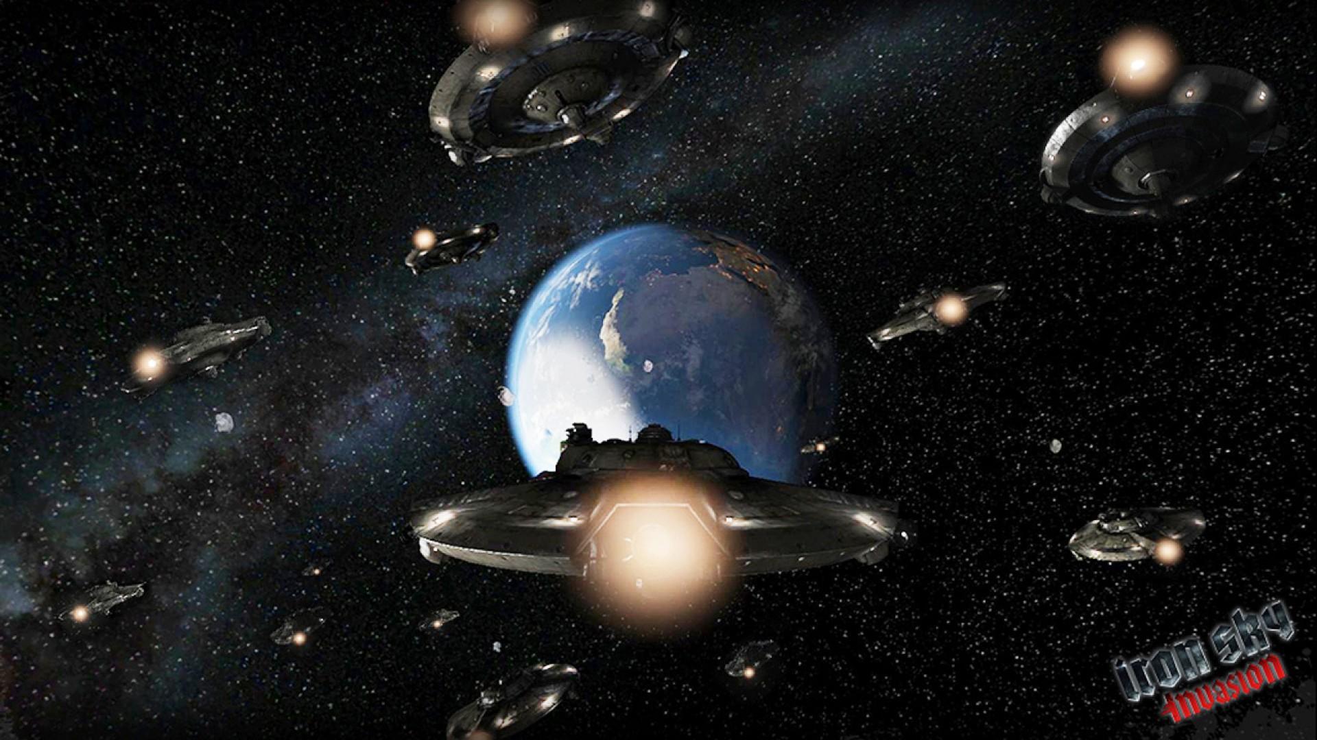 Iron Sky: Invasion screenshot