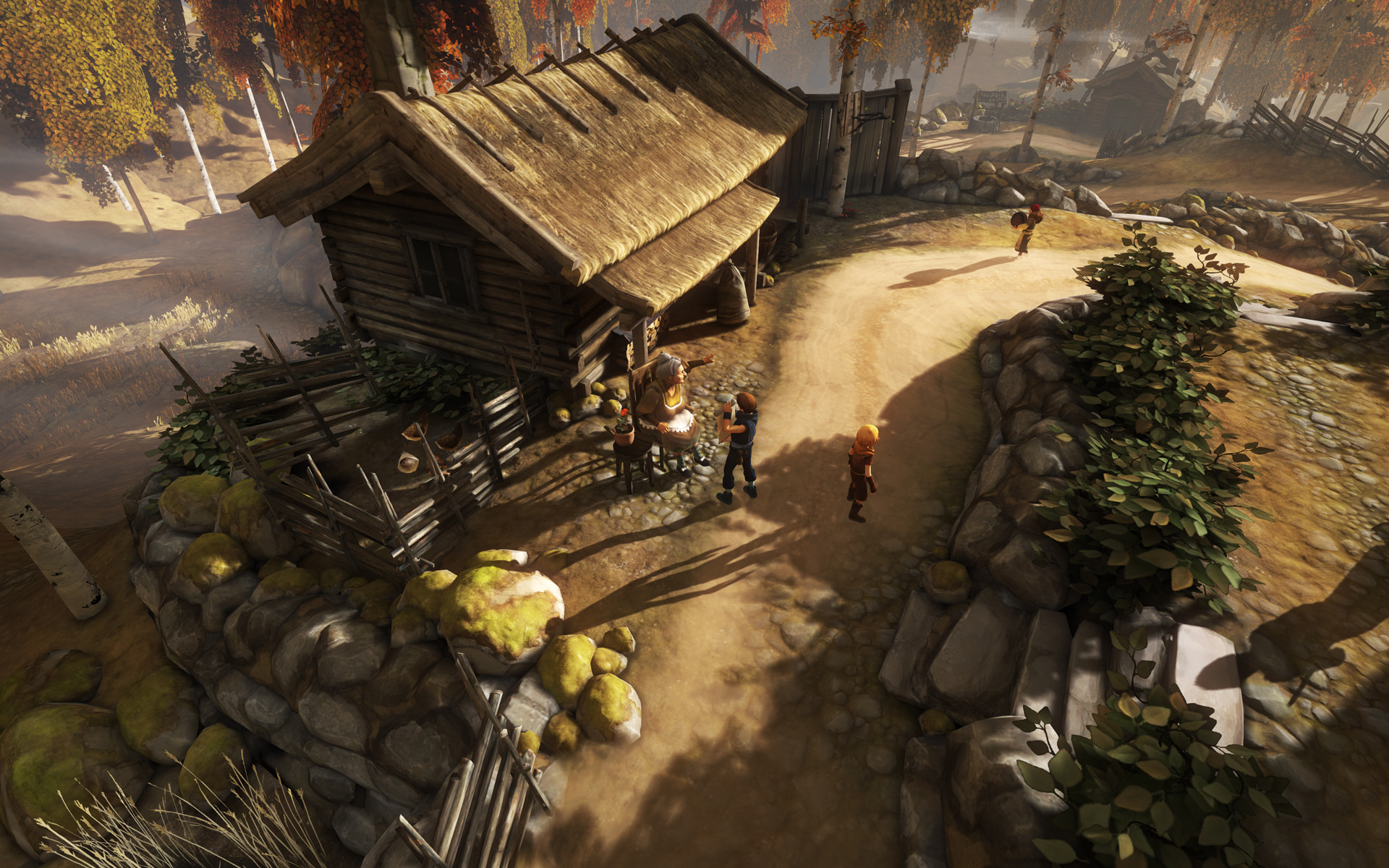 Brothers - A Tale of Two Sons screenshot
