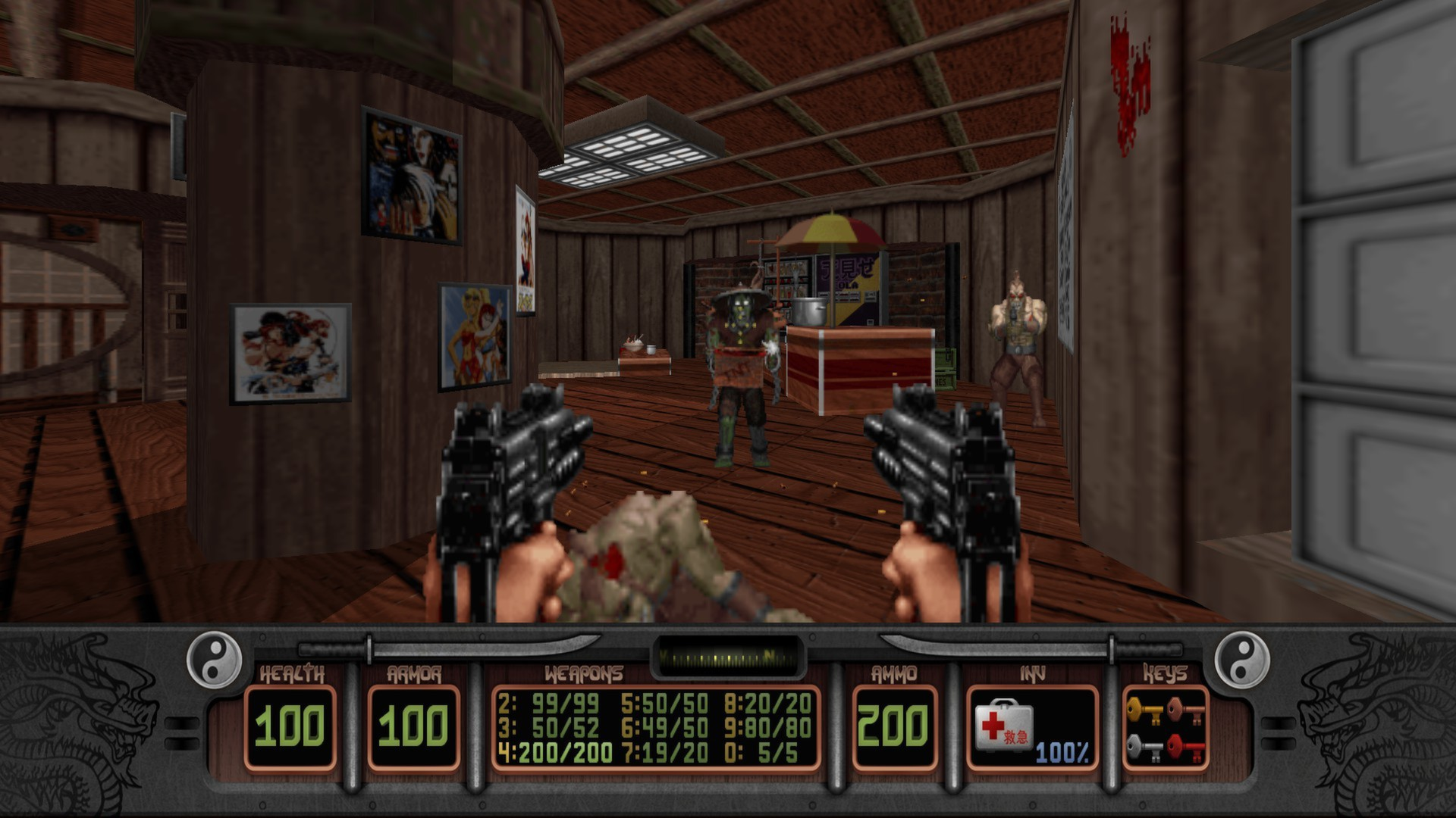 Shadow Warrior Classic Redux screenshot 1