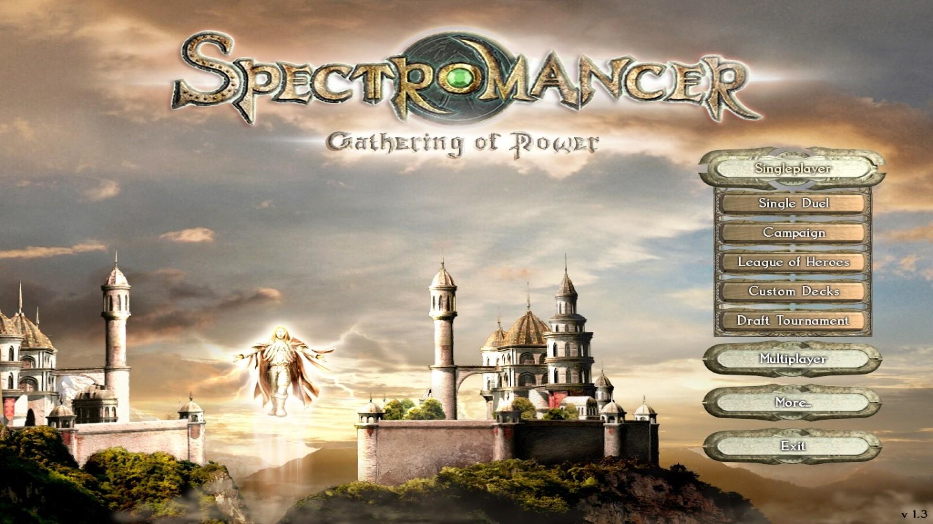 Spectromancer: Gathering of Power screenshot