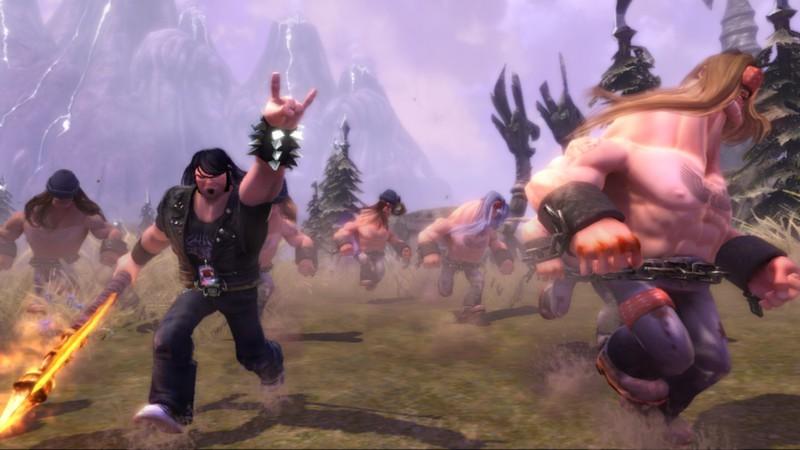 Brutal Legend Soundtrack screenshot