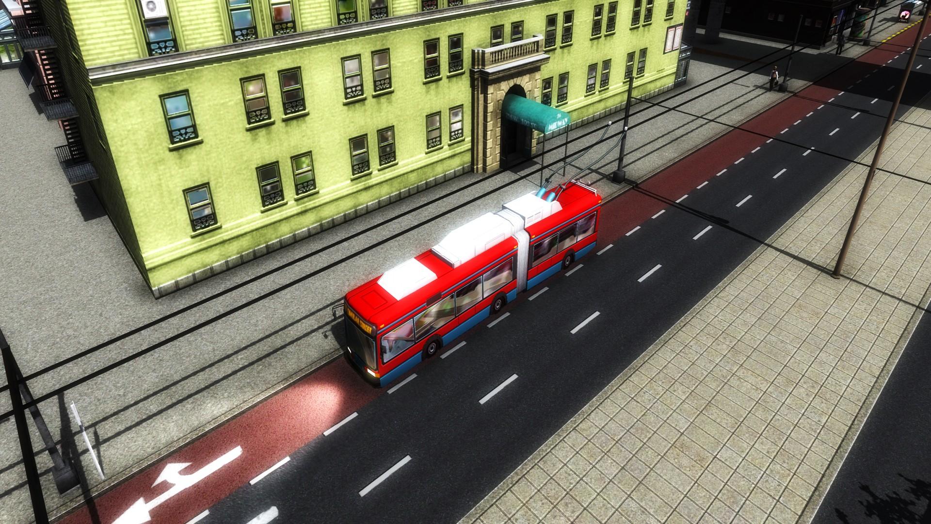 Cities in Motion 2:  Trekking Trolleys screenshot