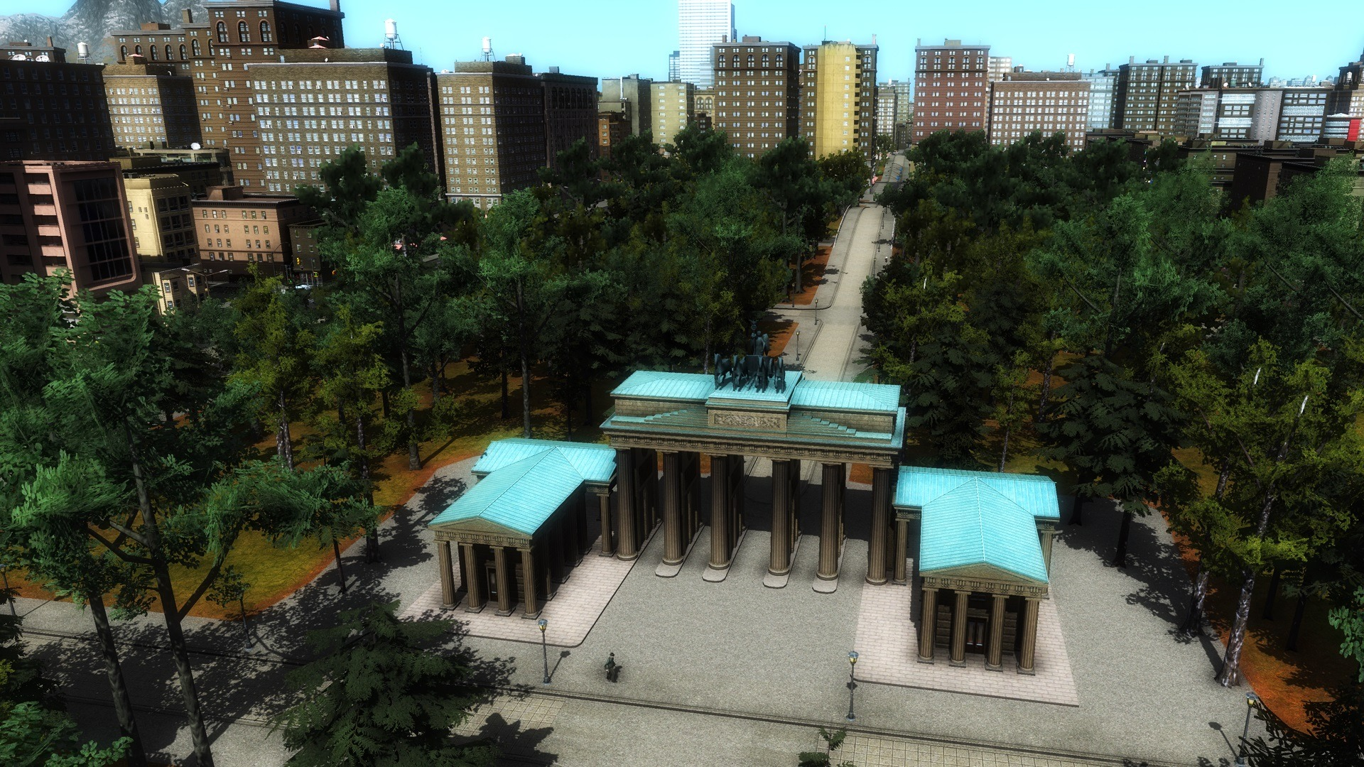 Cities in Motion 2: Lofty Landmarks screenshot