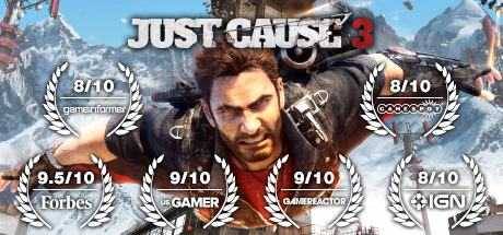 Just Cause 3 XL (RU/CIS)