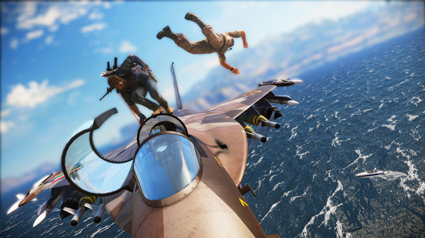 Just Cause 3 (PC) 2015