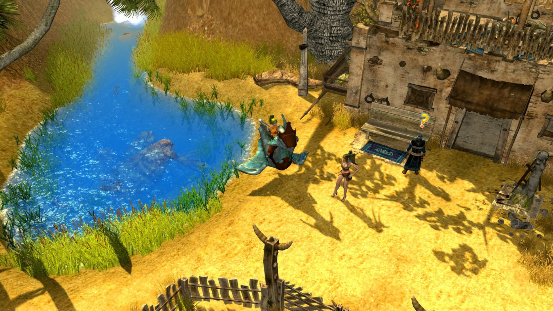 Sacred 2 Gold screenshot 2