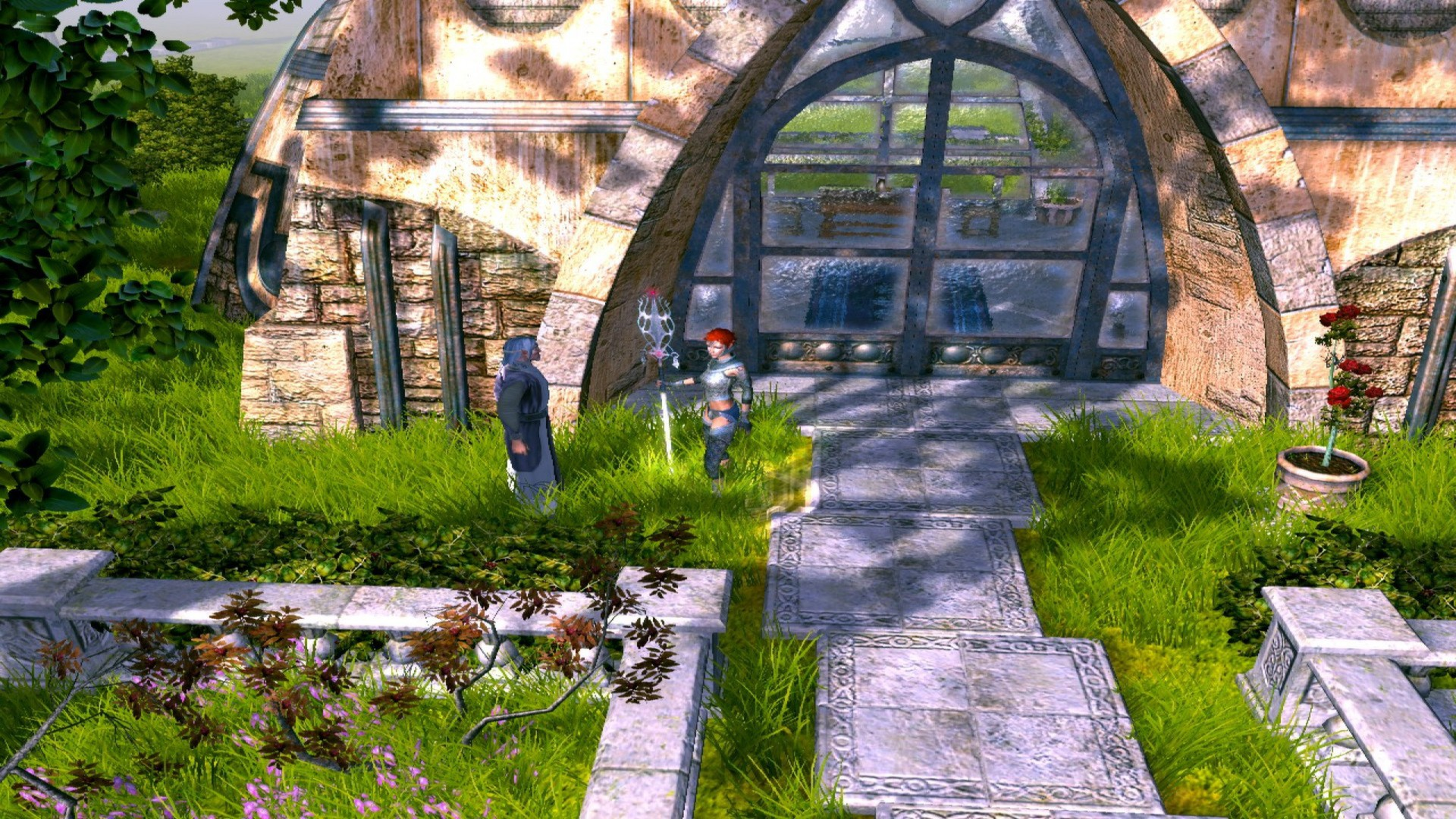 Sacred 2 Gold screenshot 1
