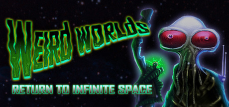 Weird Worlds: Return to Infinite Space game image