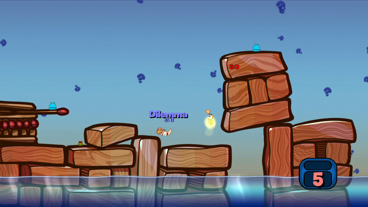 Worms Reloaded: Puzzle Pack screenshot