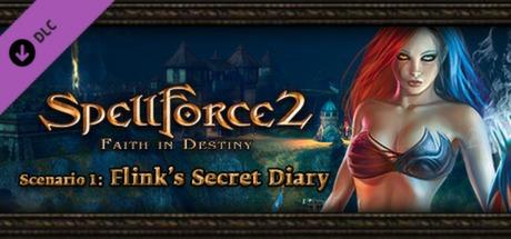 SpellForce 2 - Faith in Destiny Scenario 1: Flink's Secret Diary