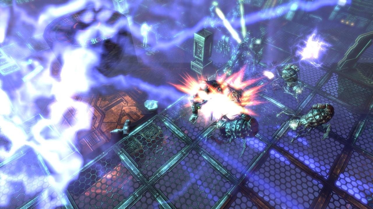 Alien Breed 2: Assault screenshot