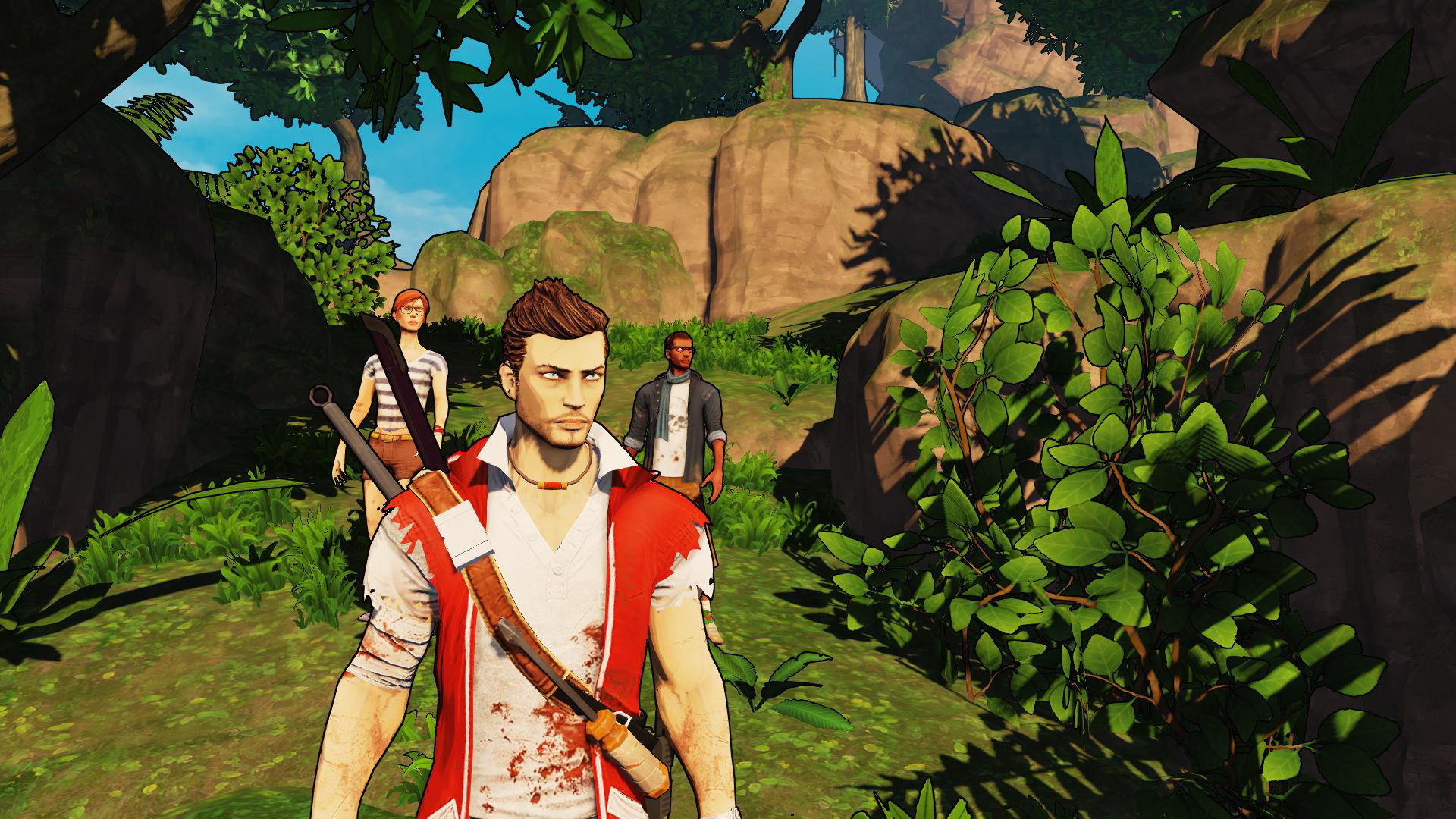 Escape Dead Island [FULL] [2014|Rus]