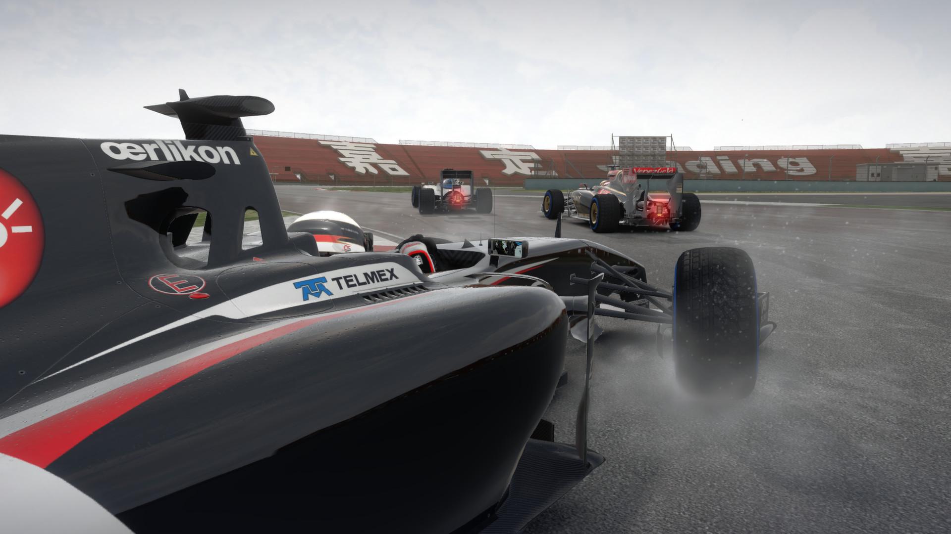 F1 2014 Multilenguaje ESPAÑOL PC