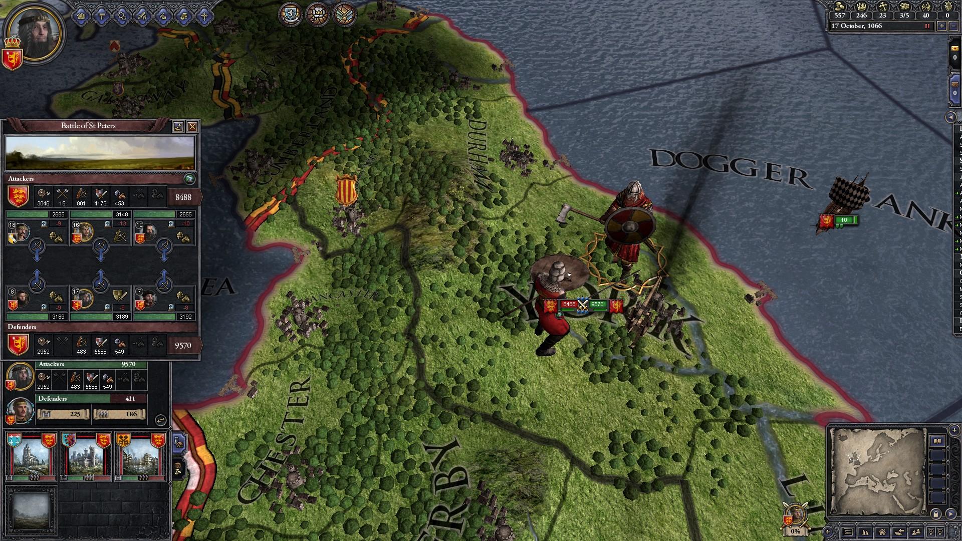 Crusader Kings II: Hymns to the Old Gods screenshot