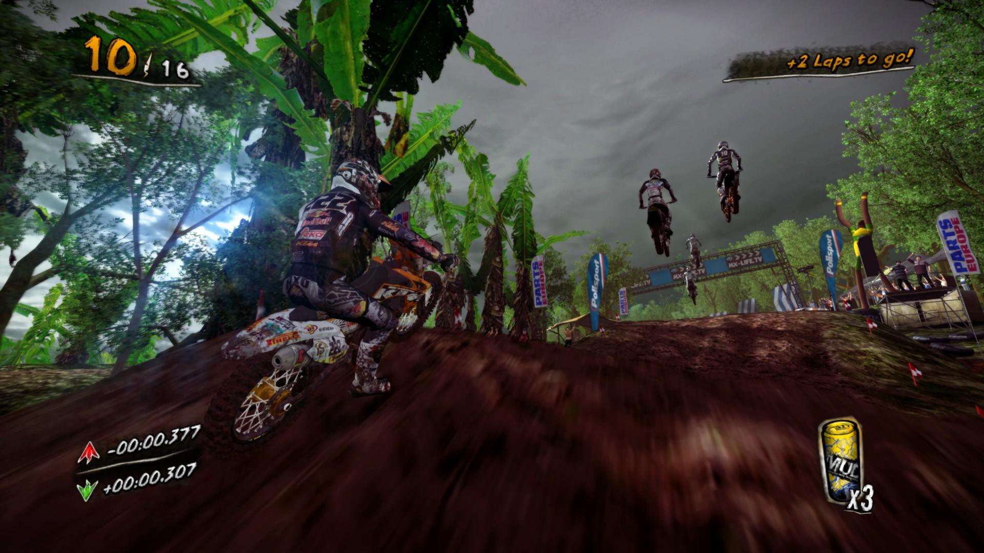 MUD Motocross World Championship screenshot