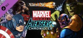 Pinball FX2 - Marvel Pinball Avengers Chronicles pack