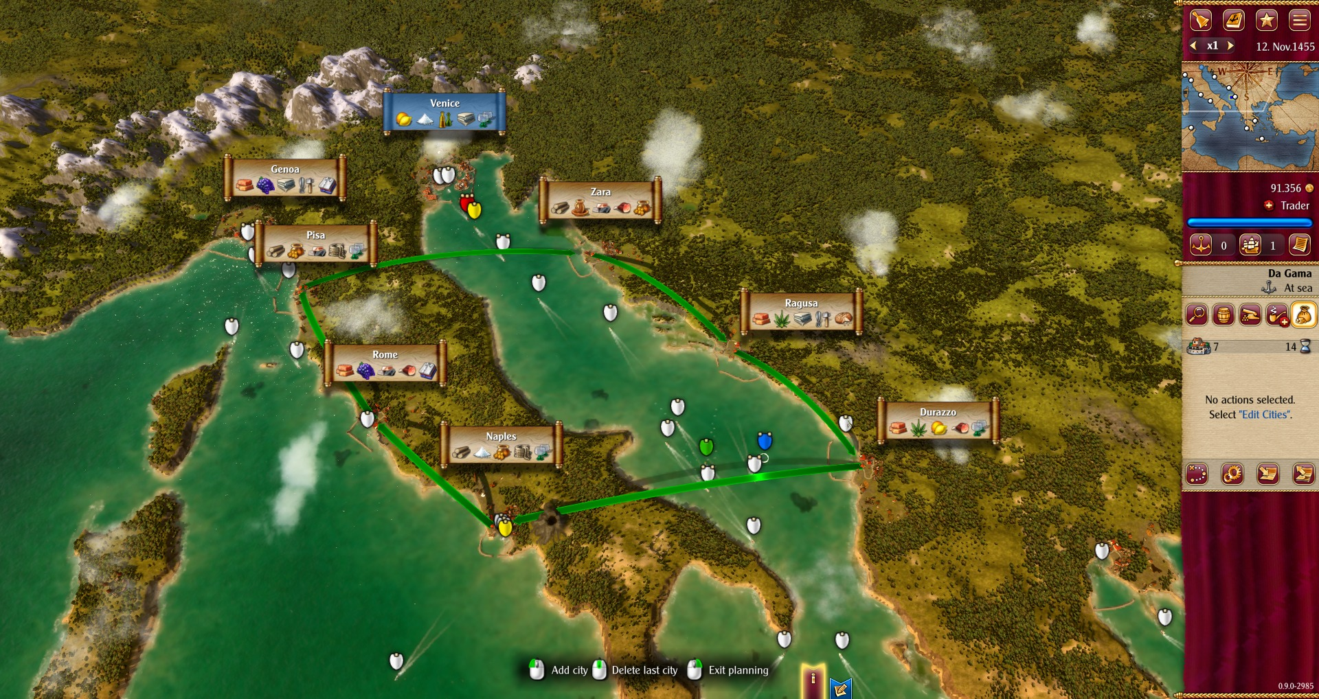 Rise of Venice screenshot