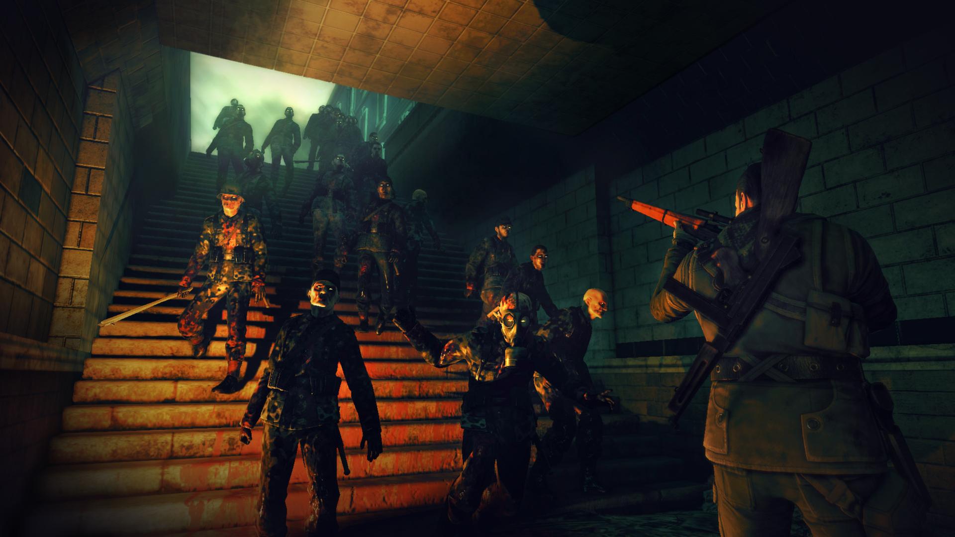 Sniper Elite Anthology [RePack] [2005-2017|Rus|Eng]