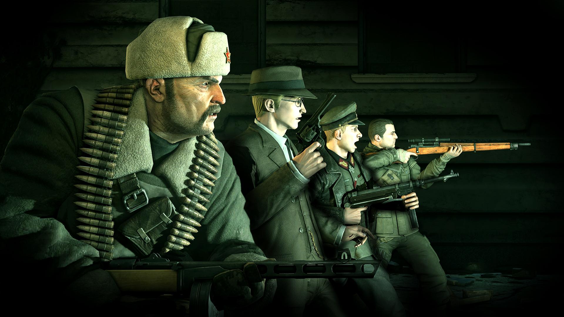 Sniper Elite: Nazi Zombie Army screenshot