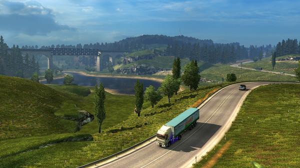 Скриншот игры [Аккаунт] Euro Truck Simulator 2