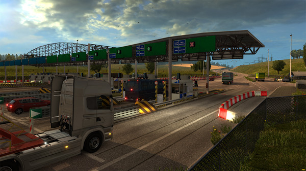 Euro Truck Simulator ETS 2 v1.22.2.8s PC