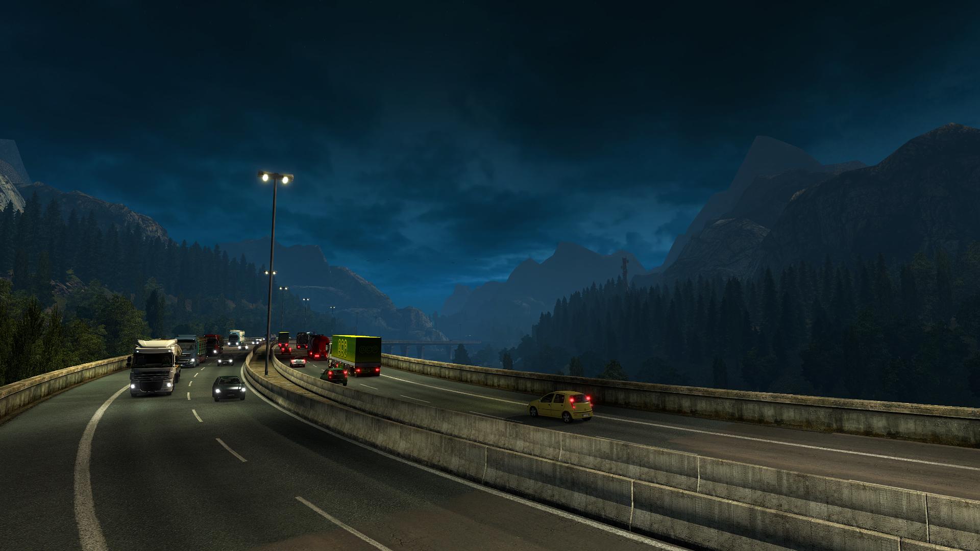 Euro Truck Simulator 2 PS4