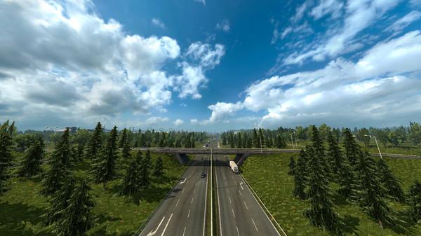 Euro Truck Simulator 2 screenshots