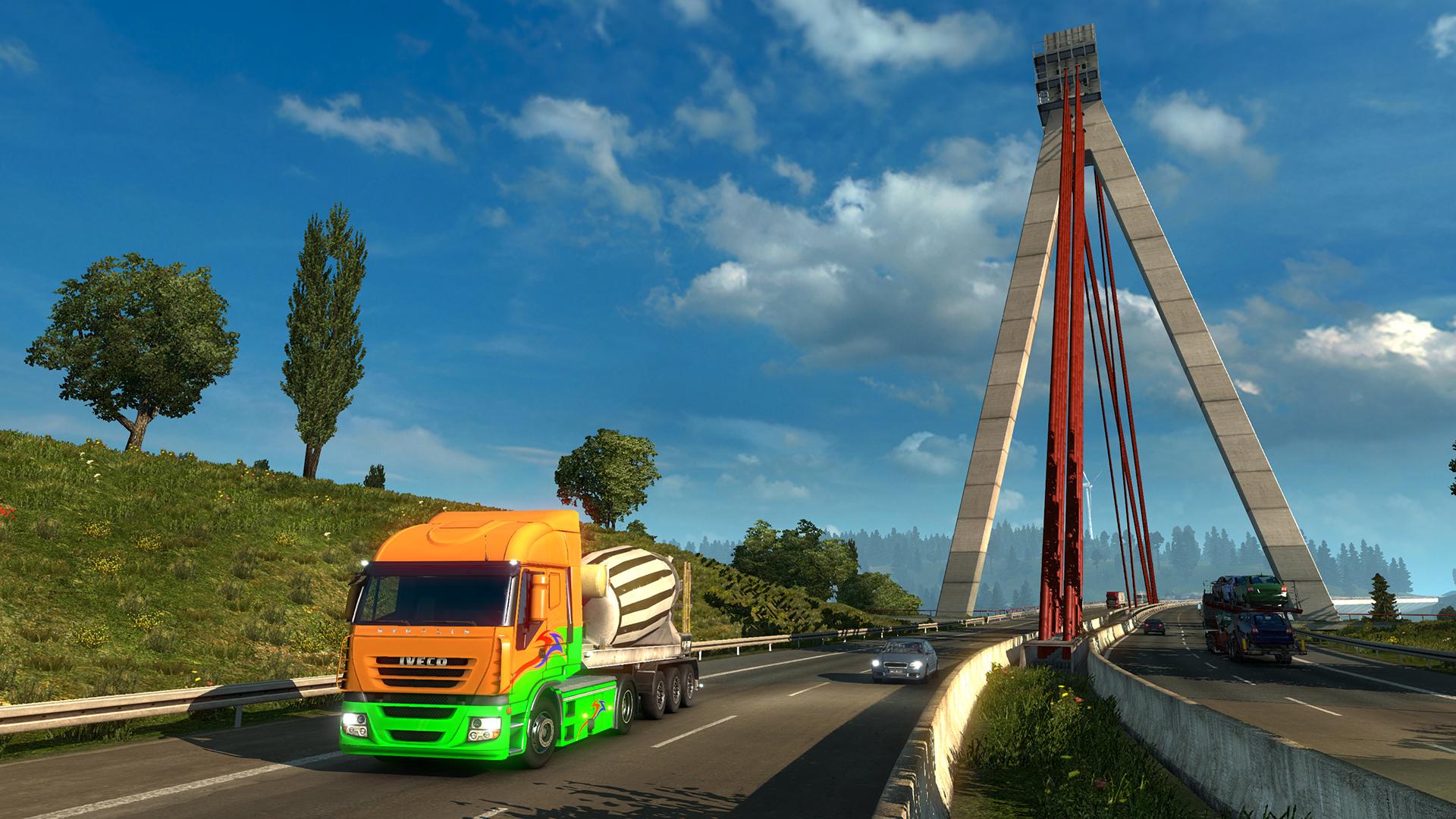 Euro Truck Simulator 2 Console Commands