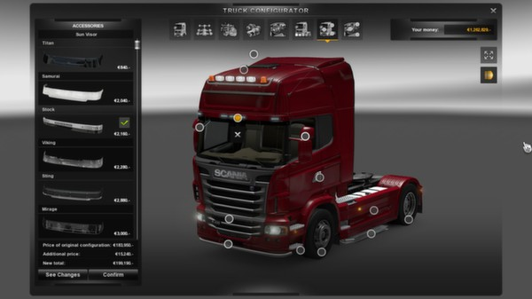 EuroTruckSimulator2 スクリーンショット8