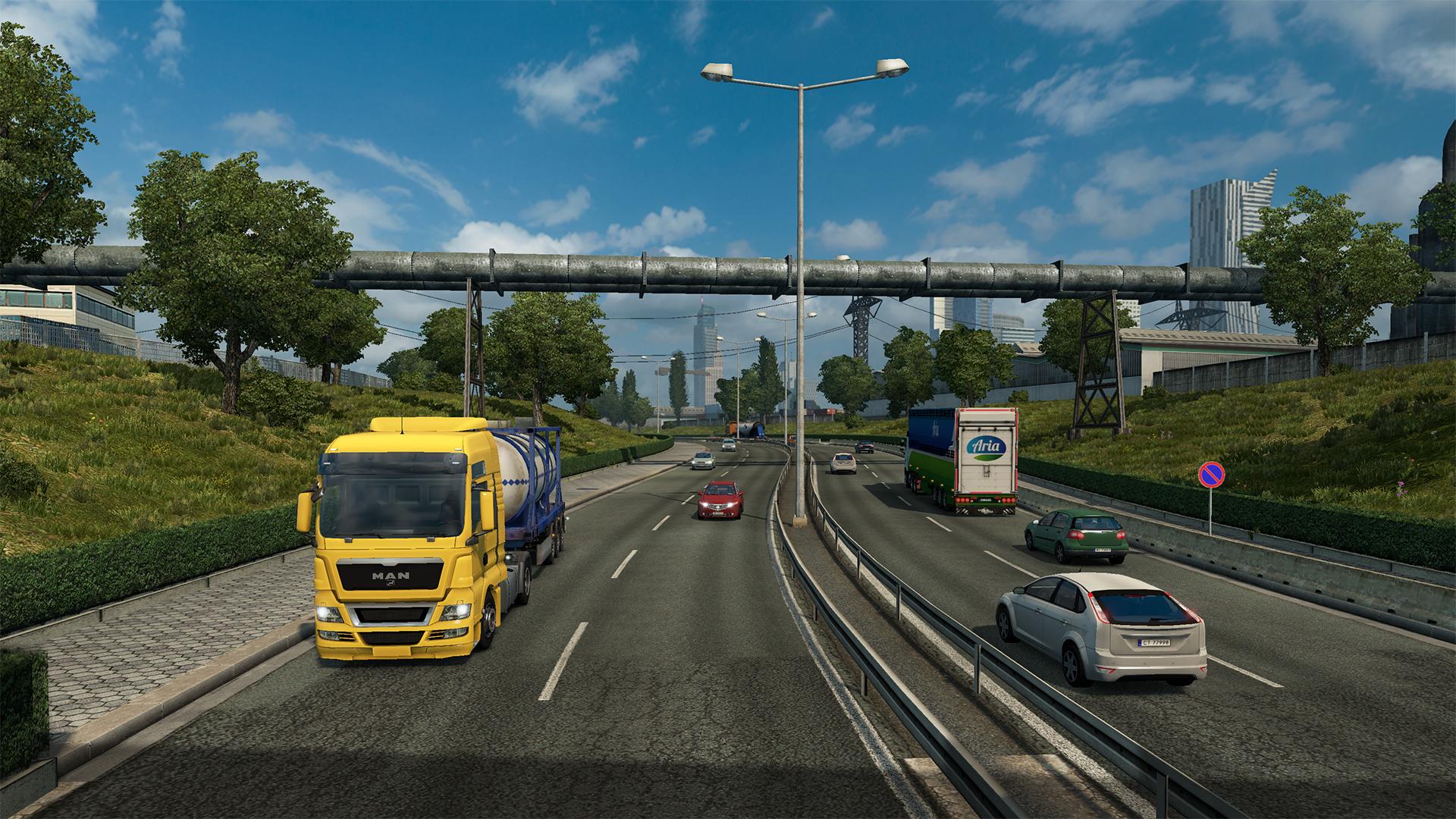 Euro Truck Simulator 2 - Going East! screenshot