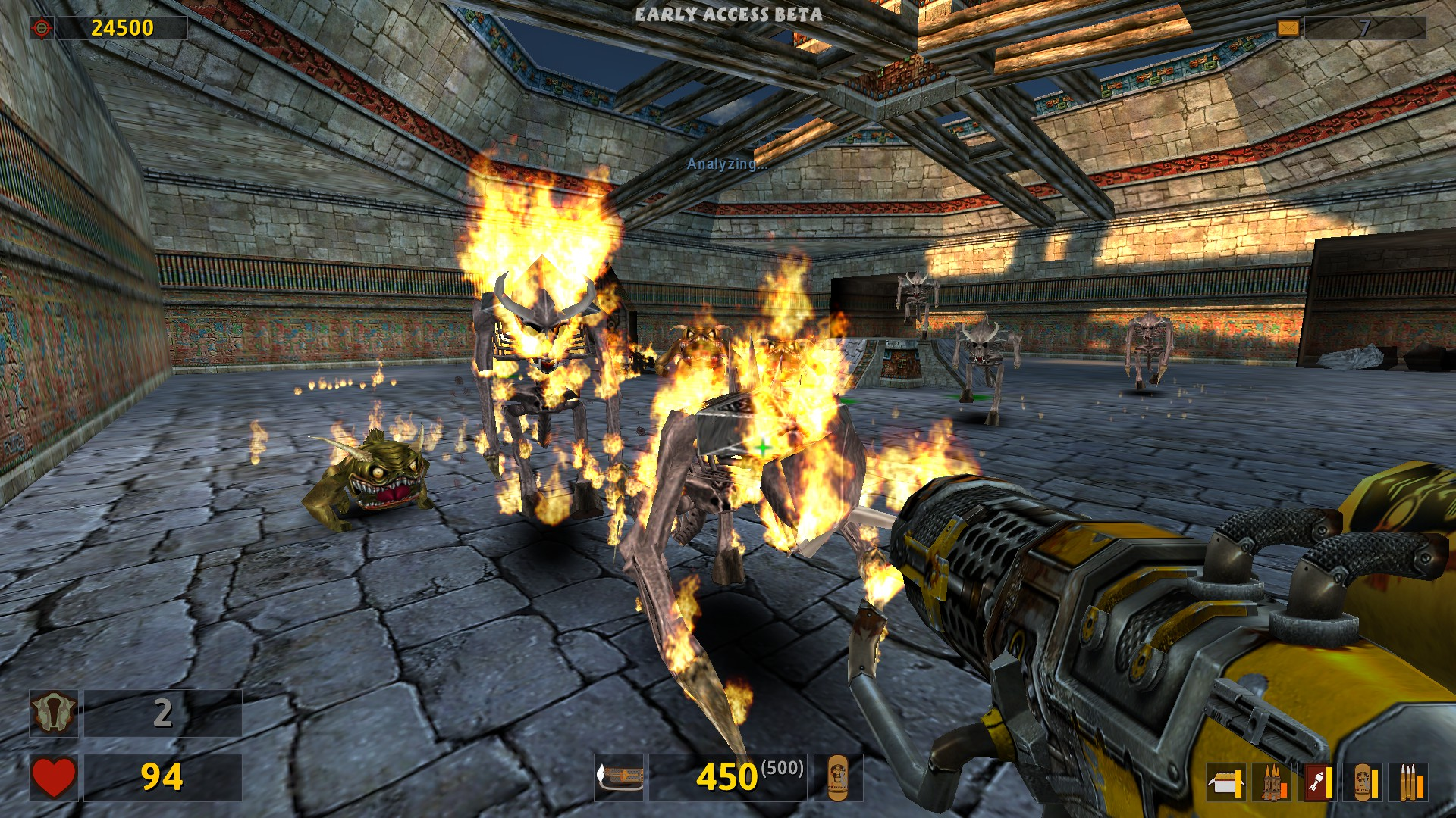 Serious Sam Classics: Revolution screenshot