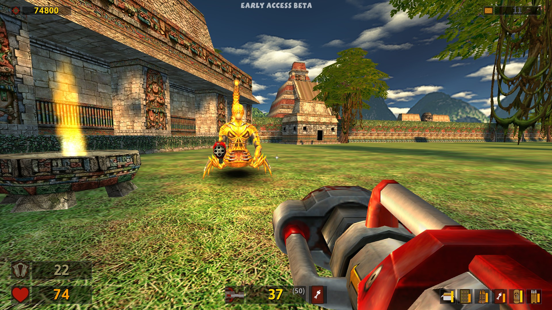 Serious Sam: The First Encounter - Free GoG PC Games