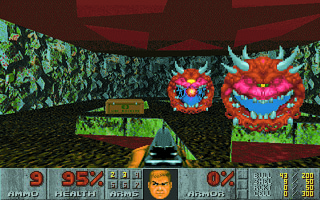 Ultimate Doom screenshot