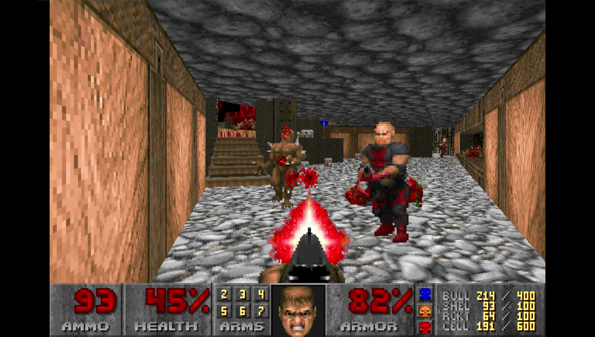 Ultimate Doom screenshot