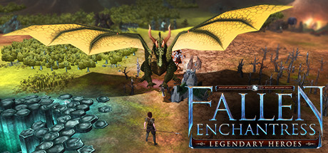 Fallen Enchantress: Legendary Heroes game image