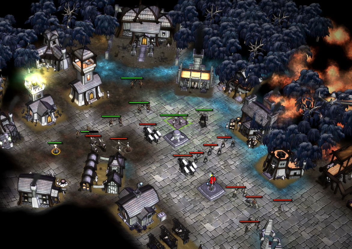 Fallen Enchantress: Legendary Heroes screenshot