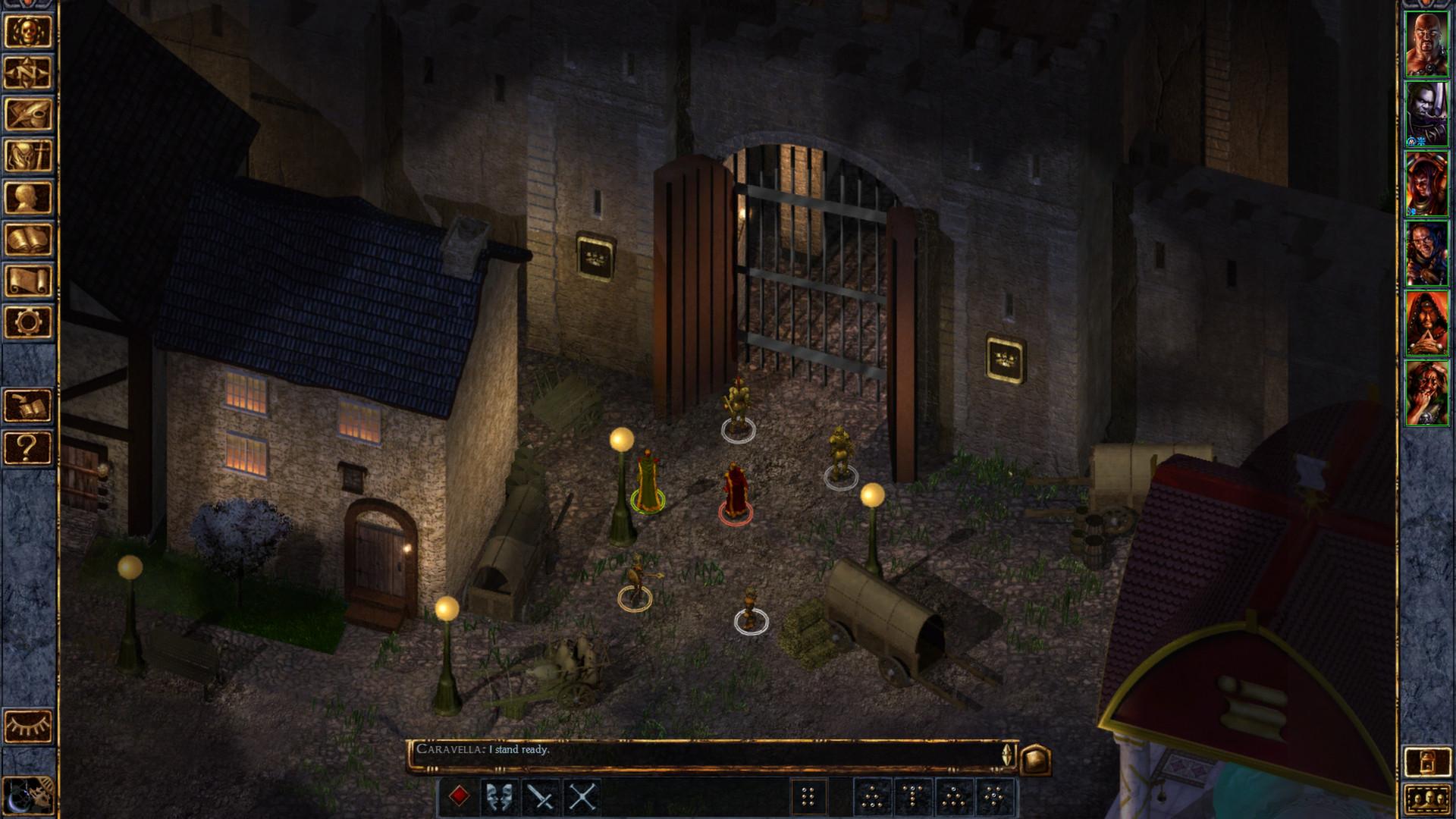 Baldur's Gate: Enhanced Edition screenshot