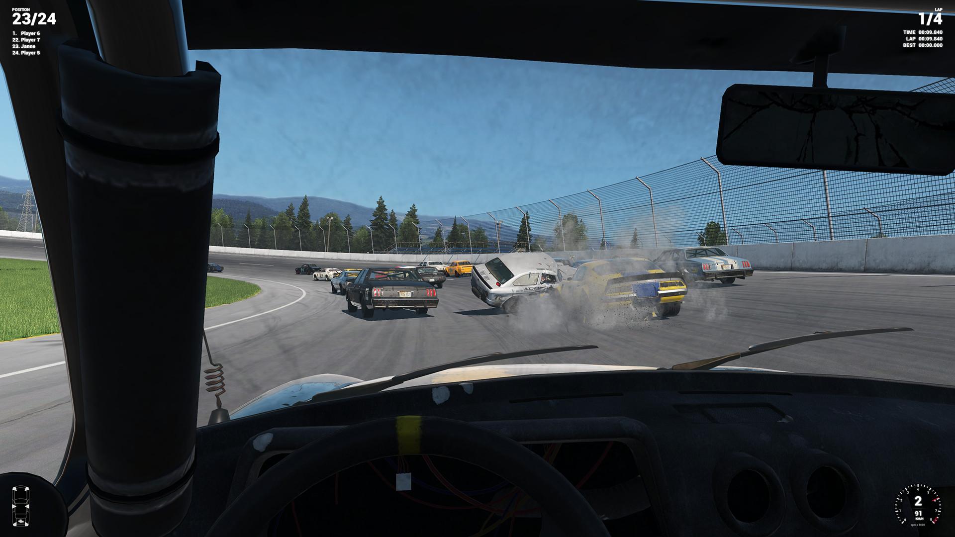 Next Car Game Wreckfest Repack