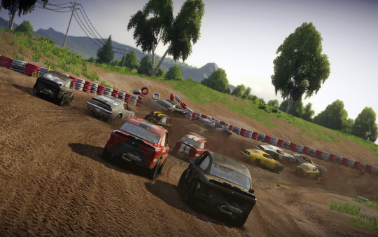 Next Car Game Wreckfest PC Game Digital Deluxe Edition Download