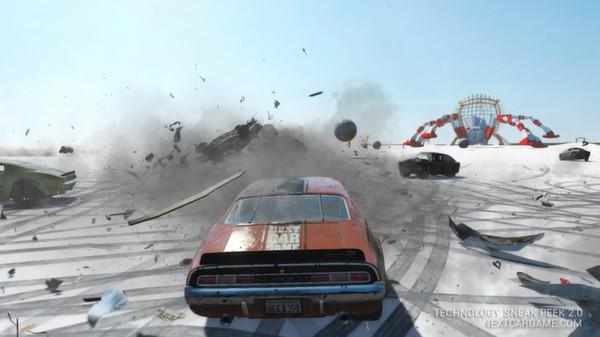Next Car Game Wreckfest PC RePack Download