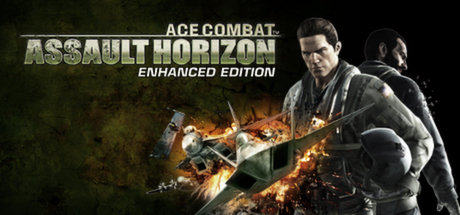 Ace Combat Assault Horizon - Enhanced Edition game image