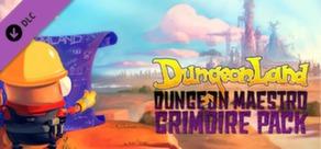 Dungeonland - Dungeon Maestro Grimoire Pack